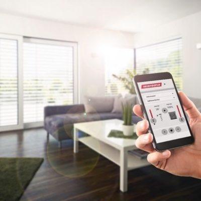 WAREMA Climatronic 3.0 Smartphone